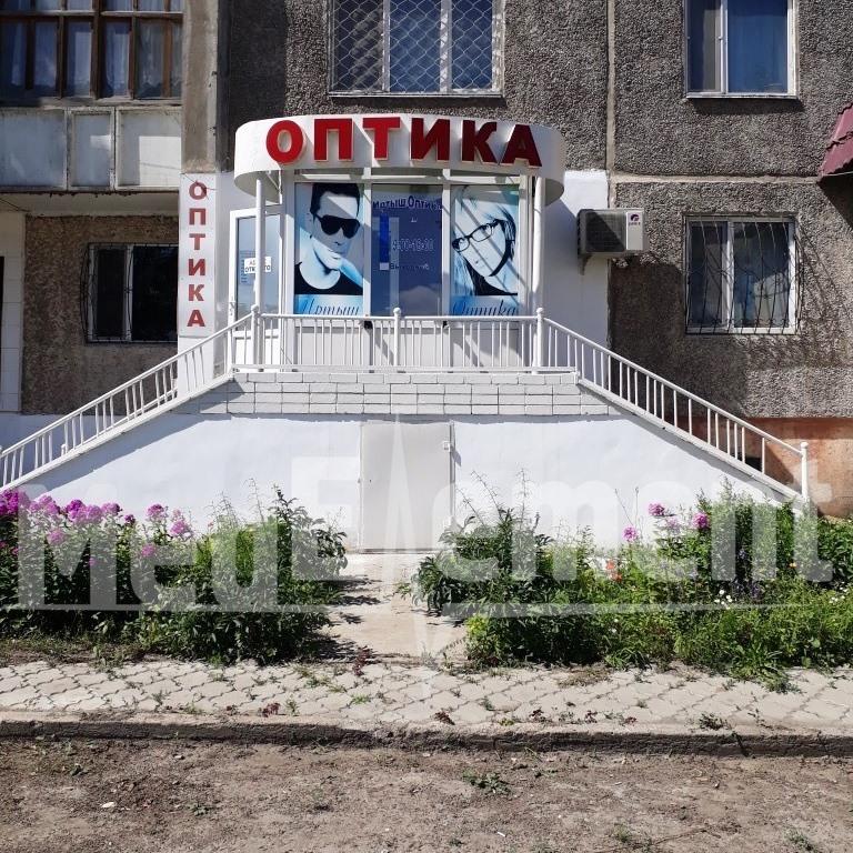 """""""ИРТЫШ-ОПТИКА"""" оптикасы"""