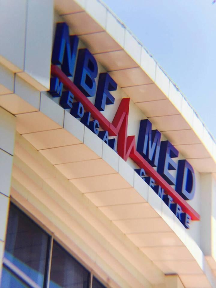 """Медицинская клиника """"NBF MED"""""""