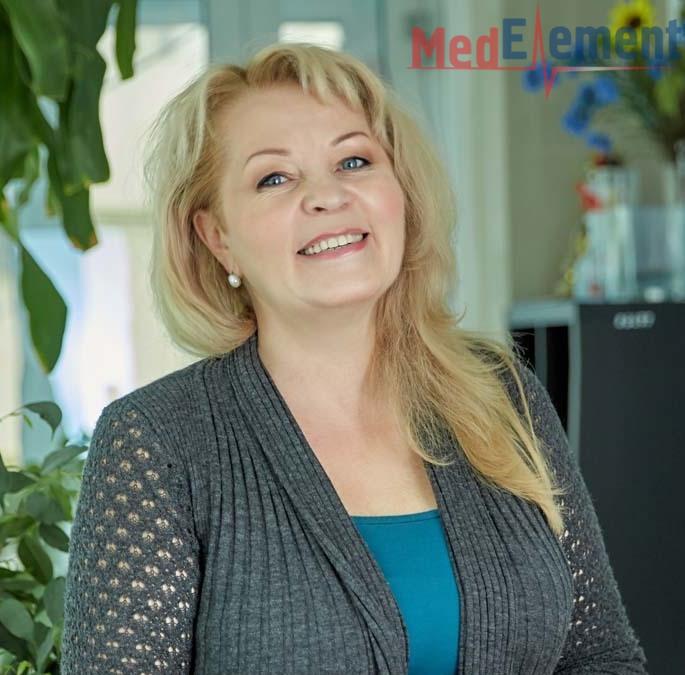 Никогосян Светлана Николаевна