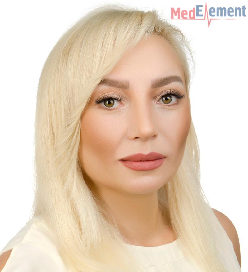 Матющенко Ольга Станиславовна