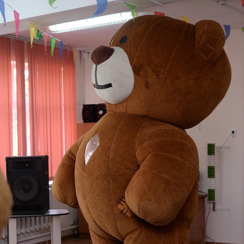 В ОДРЦ прошел праздник, посвященный дню защиты детей