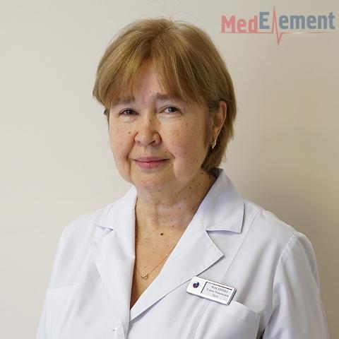 Макашева Елена Таксеновна
