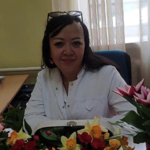 Касымова Наргиз Турганжановна