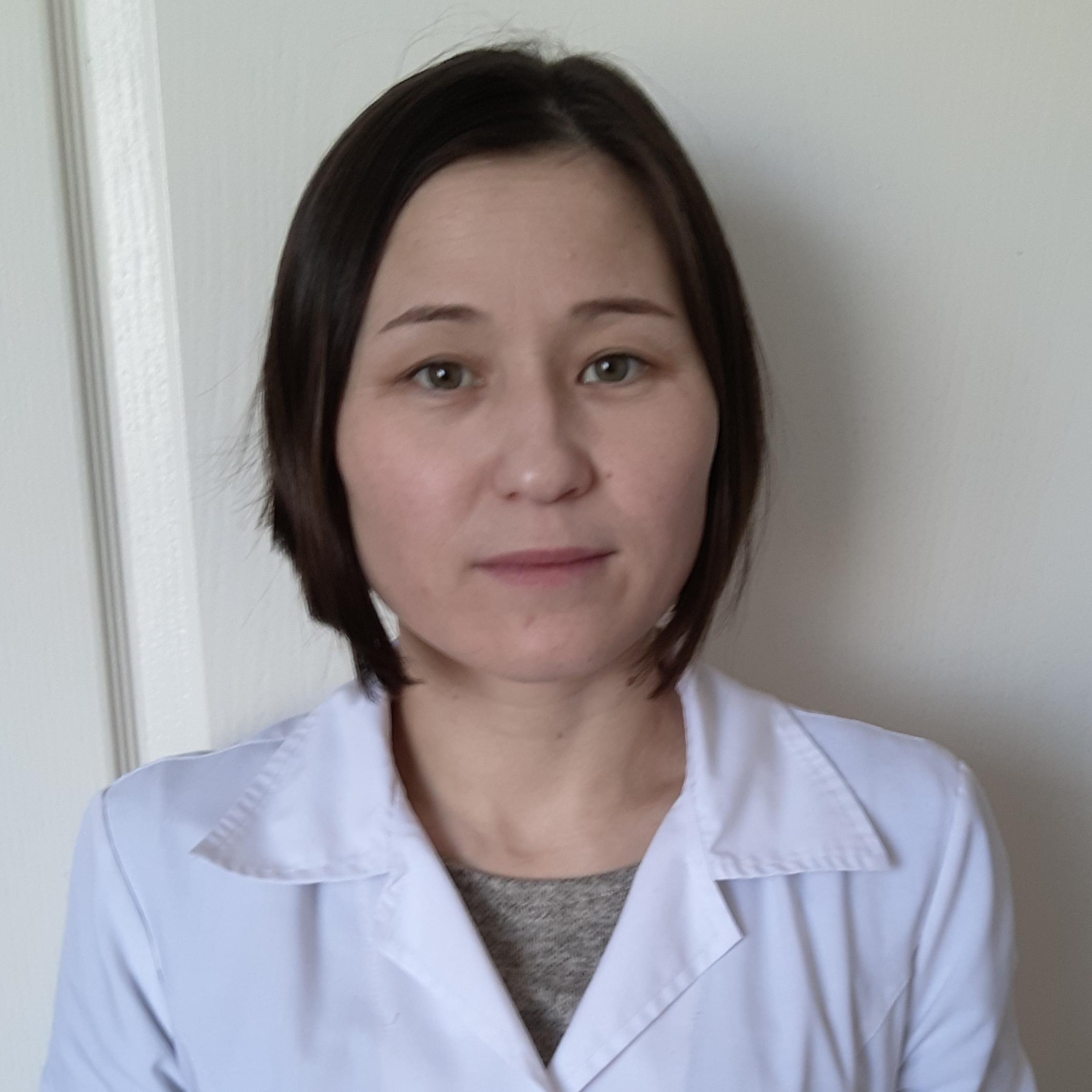Сальменова Молдир Ануаровна