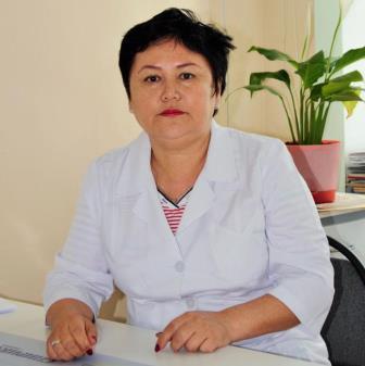 Саугабаева Сарсенкуль Калмахановна