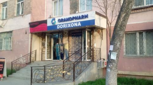 "Аптека ""GRANDPHARM"" массив Ависозлар"