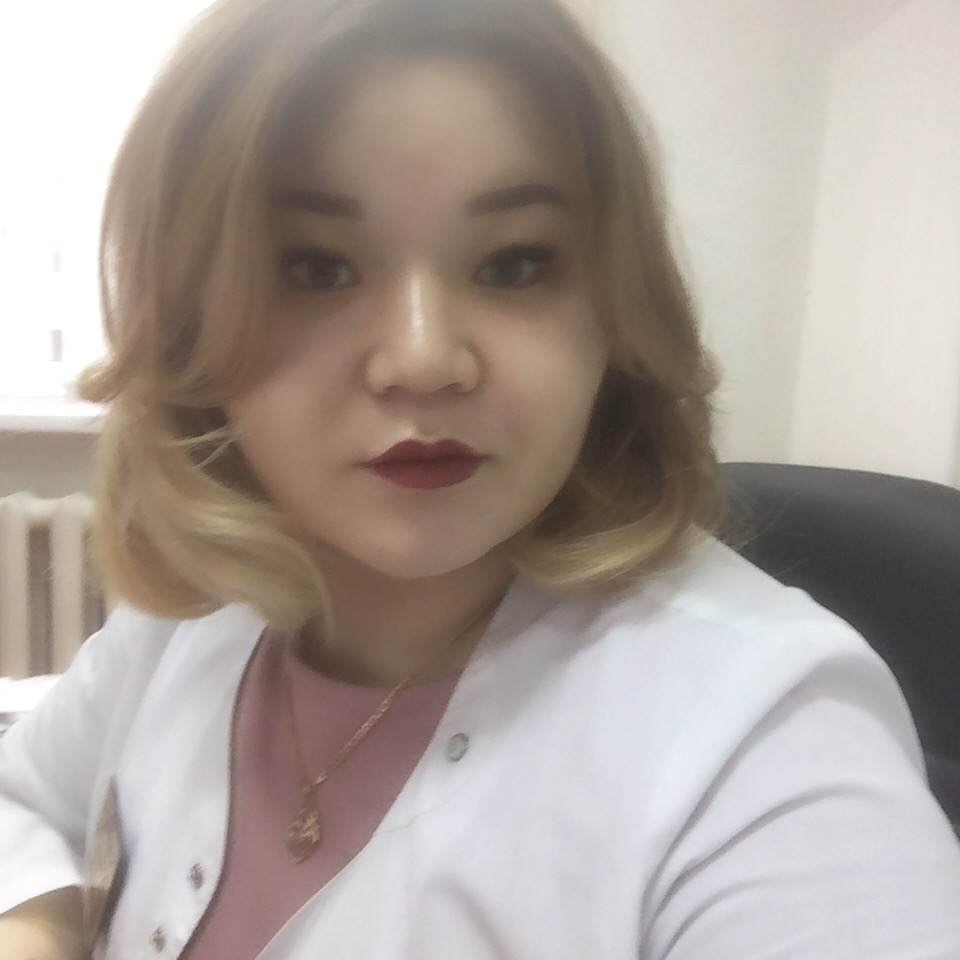 Казбаева Эльмира Габиденовна