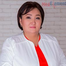Сманова Акерке Бахтияровна