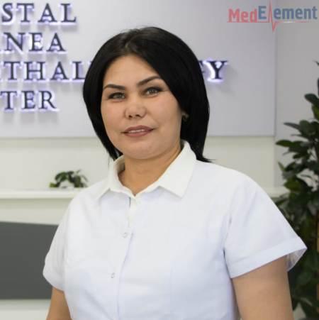 Сейсенбаева Майра Еркинкызы