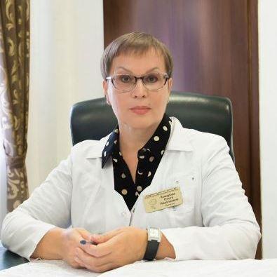 Комарова Ольга Николаевна
