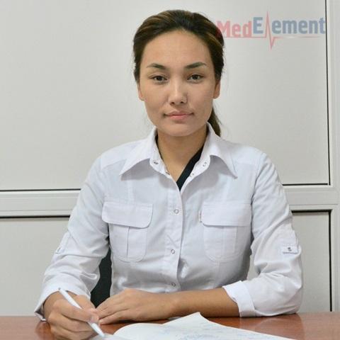 Абдрешева Гульнара Курманжановна