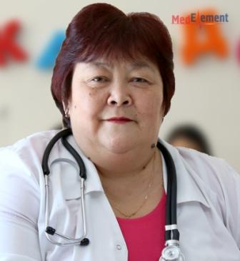 Алжабаева Алма Сапабековна