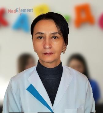 Нурланбекова Гульнар