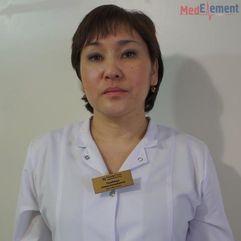 Тажибаева Алима Базарбаевна