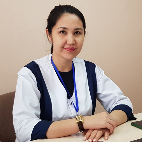 Сарсенбаева Каракозайм Бахтыбаевна