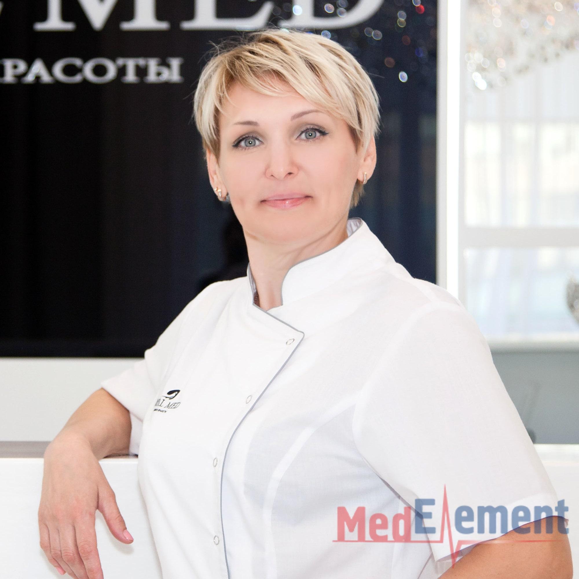 Жаровонкова Елена Ивановна