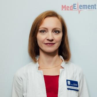 Скаскевич Евгения Сергеевна