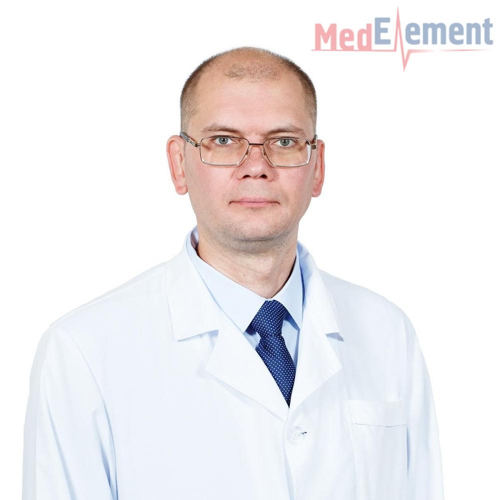 Новоселов Владимир Геннадьевич
