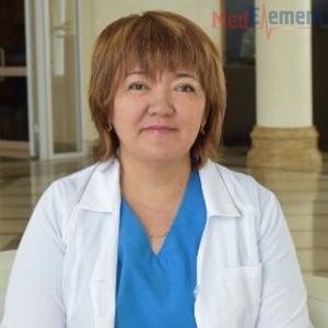 Сарбалинова Гульжан Канапиевна