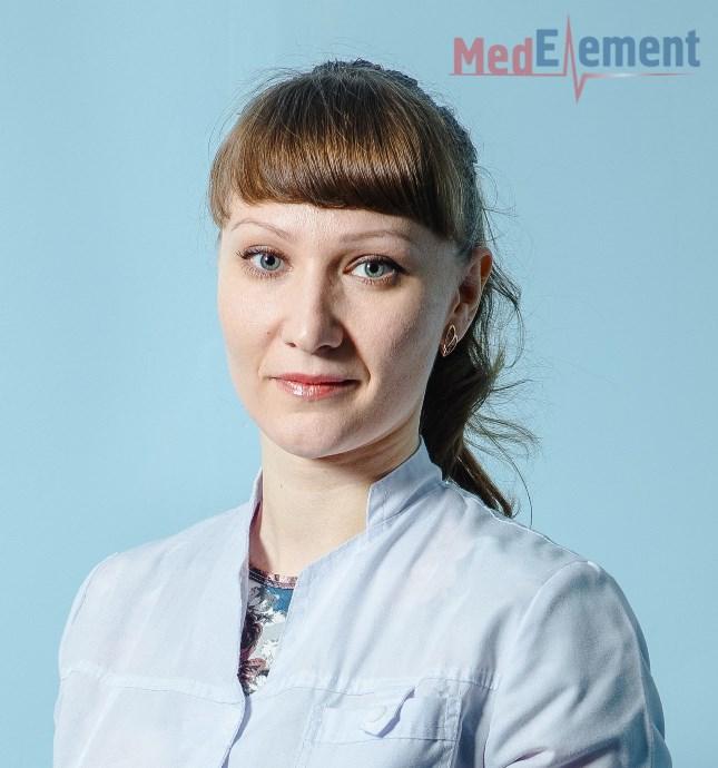 Крючкова Ирина Александровна