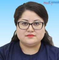Мустафина Айгуль Мухтархановна