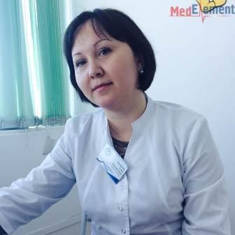 Онгарова Алия Балгабаевна