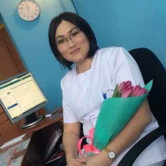 Адильханова Гульжан Оразгалиевна