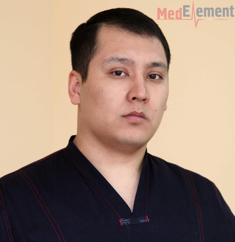 Умралиев Мадияр Жумалыевич