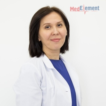 Шинтемирова Анар Аскаровна