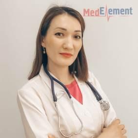 Успанова Алия Аманжолқызы
