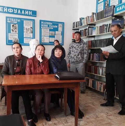В Шортандинском районе провели разъяснительную работу по внедрению ОСМС