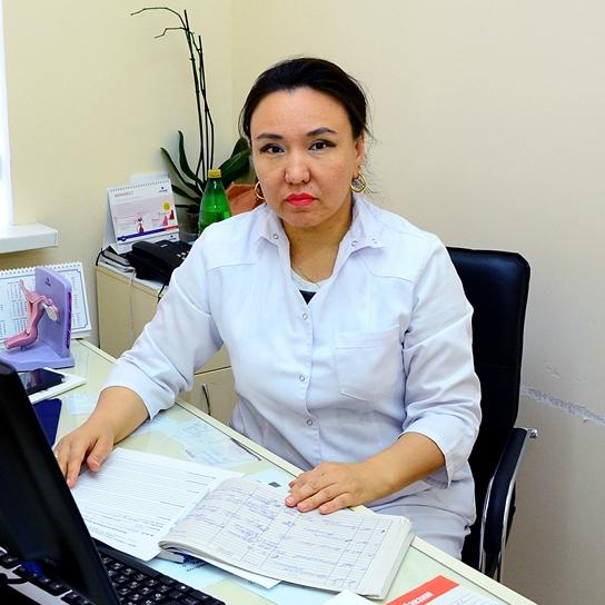 Кожасбаева Мадина Жумабаевна