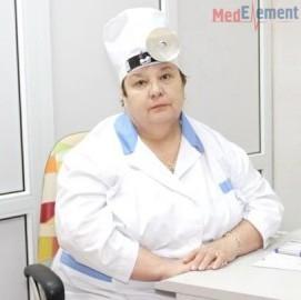 Носова Лариса Михайловна