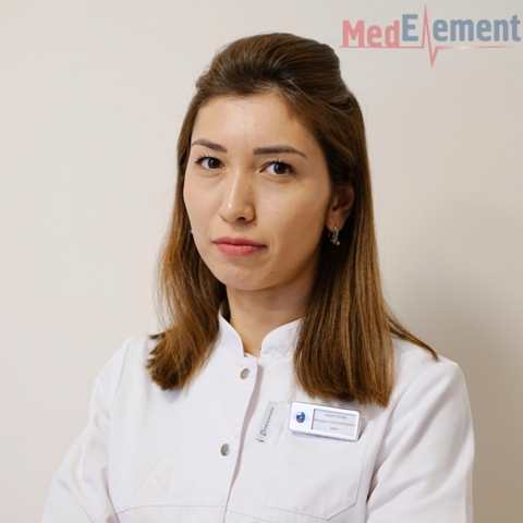 Смагулова Жулдыз Султанбековна