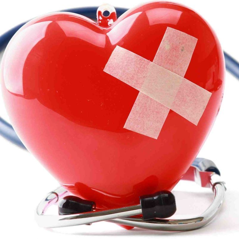 ЭКГ+УЗИ сердца за 3 500 тг