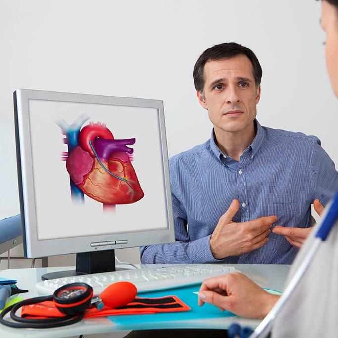 Check up сердца 40+