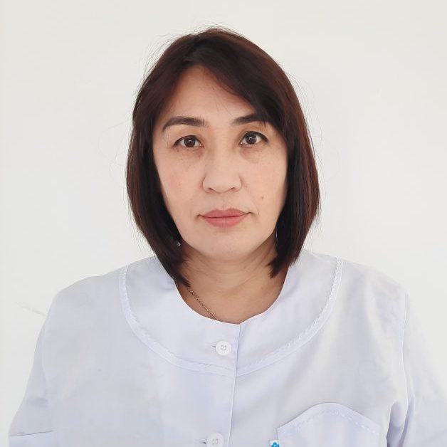 Азимбаева Рано Ташпулатовна