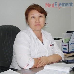 Аскарова Ардак Темирбековна