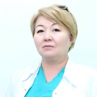 Мусатаева Анар Аскаровна
