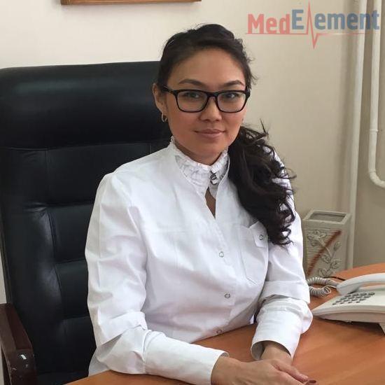 Ибраимова Зарина Орынбасаровна