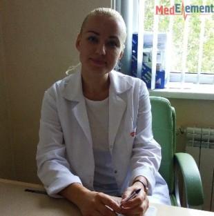 Лаврищева Елена Владимировна