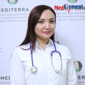 Тогизбаева Жазира Асылбековна