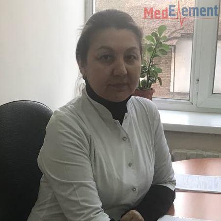 Жумадилова Гульнар Жумагалиевна