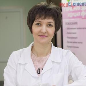 Мухаметова Светлана Александровна