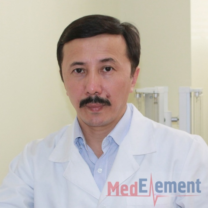 Мукажанов Марат Кенжетаевич