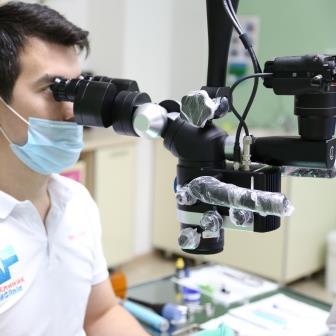 Микроскоп для качественного лечения зубов