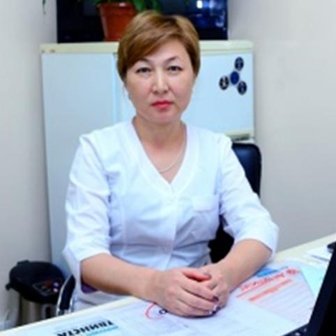 Аршабекова Айгуль Абдигаппаровна