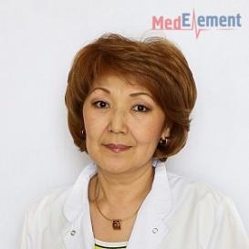 Маусымбаева Индира Ргебаевна
