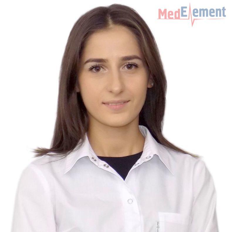 Саядинц Жанна Ашотовна