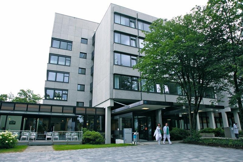 """Больница """"Марта-Мария"""" в Мюнхене. Лечение в Германии"""